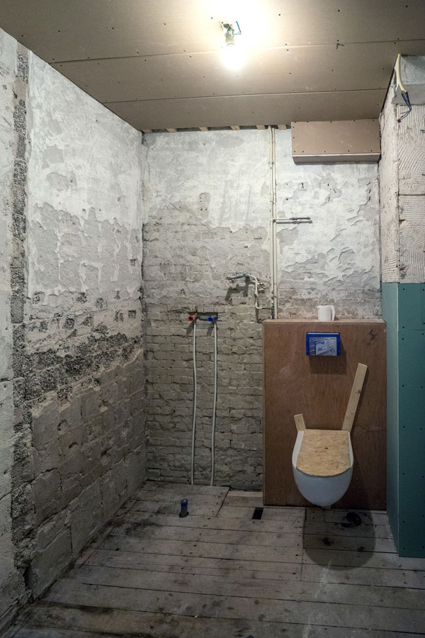 Badkamer - Gascontrol Haarlem - loodgieters- installatiebedrijf